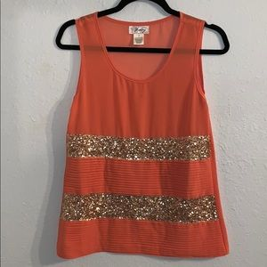 Free Day Tank - Size Small